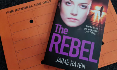 The Rebel by Jaime Raven