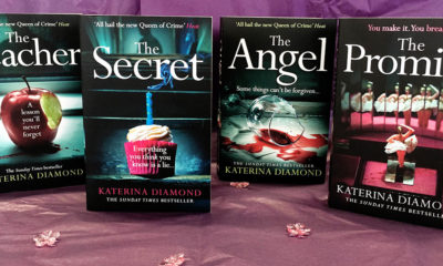 How to Write a Crime Series by Katerina Diamond
